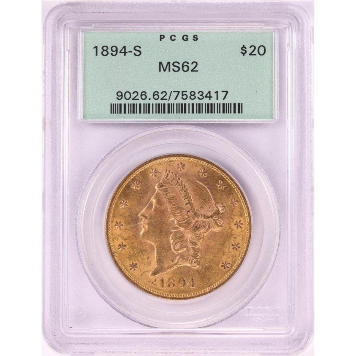 BK Auctions – Silver & Gold Coins + Paper Money Event!